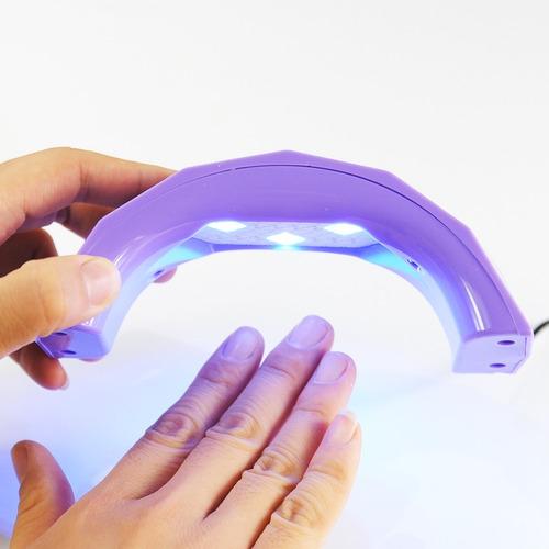 lampara para uñas