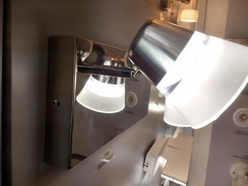 lámpara pared arbotante gijon doble 1599