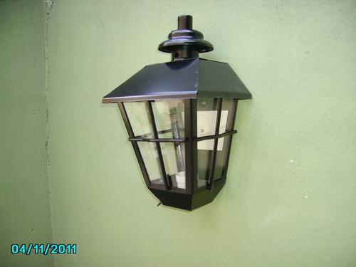 lampara pared para