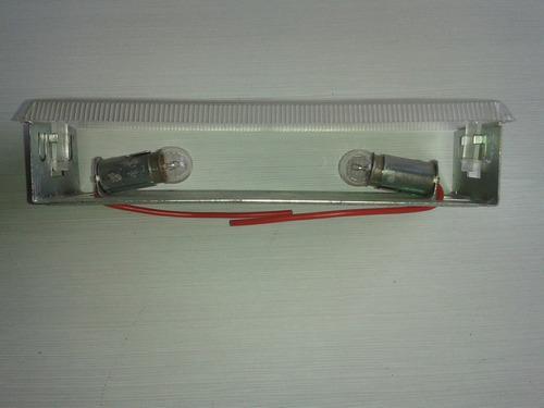 lampara pequeña con bombillos para usos multiples
