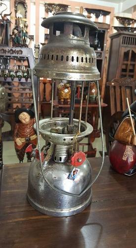 lámpara petromax anchor antigua de colección