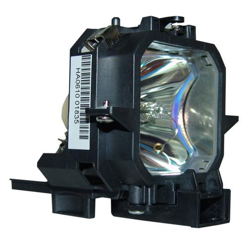 lámpara philips con caracasa para epson emp-53 / emp53