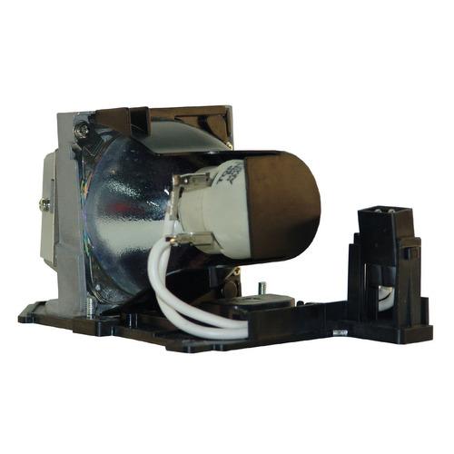 lámpara philips con caracasa para optoma pro250x proyector