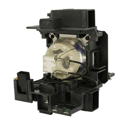 lámpara philips con caracasa para panasonic pt-ex500 /