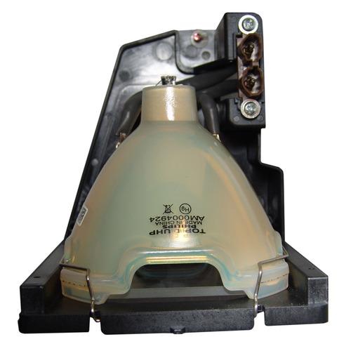 lámpara philips con caracasa para sanyo plc-xp308u /
