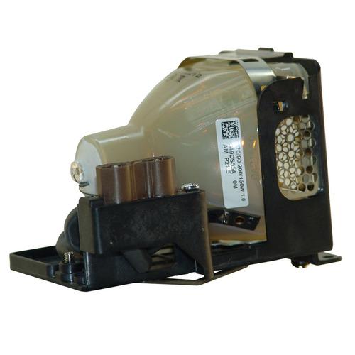 lámpara philips con caracasa para sanyo plc-xu55u /