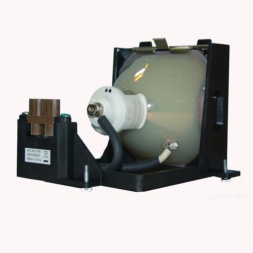 lámpara philips con caracasa para sanyo plc-xu60 / plcxu60