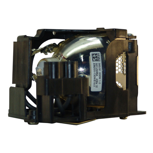 lámpara philips con caracasa para sanyo plc-xu78n /