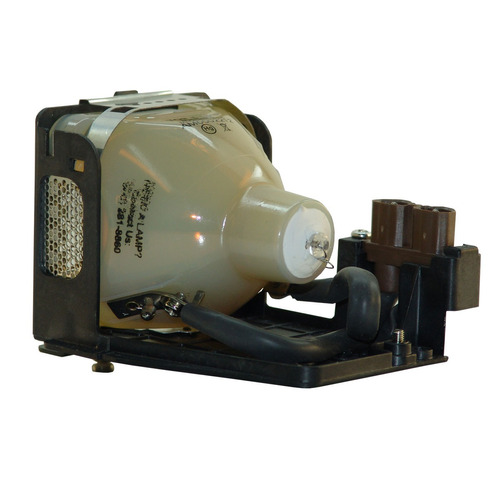 lámpara philips con caracasa para sanyo plcsu50w proyector