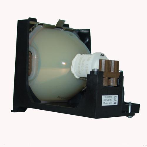 lámpara philips con caracasa para sanyo plcxc10ua proyector