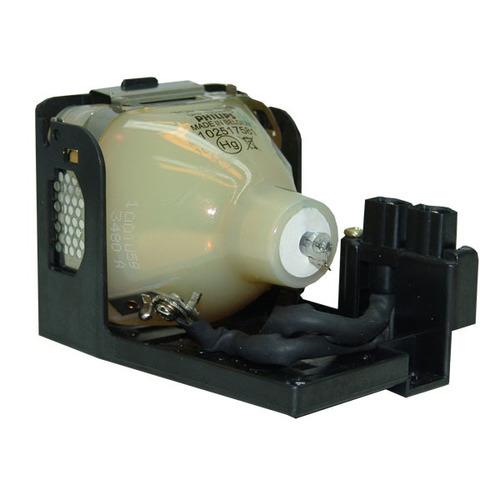 lámpara philips con caracasa para sanyo plcxw20e proyector