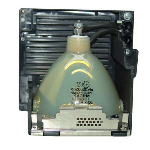 lámpara philips con caracasa para sanyo plv-75ea / plv75ea