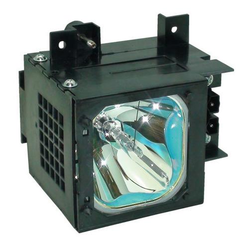 lámpara philips con carcasa para sony kdf-60we655 /