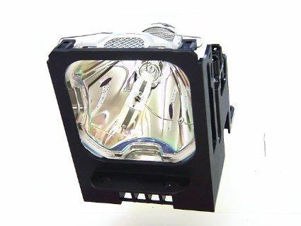 lámpara phoenix con caracasa para mitsubishi vltx500lp