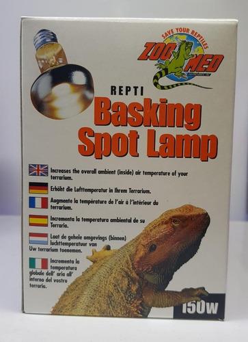 lampara p/iguana luz y calor zoomed 150w  diurna reptiles