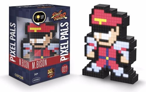 lampara pixel pals pdp - m bison street fighter
