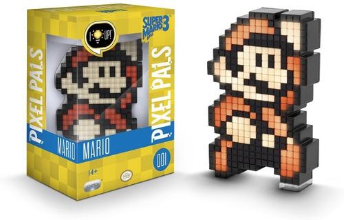 lampara pixel pals super mario bros 3!! nuevo sellado!!