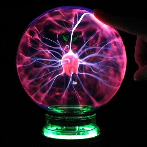 lampara plasma antiestres original xl