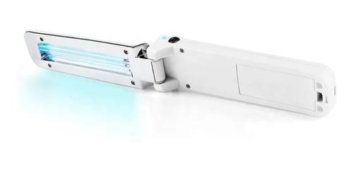 lámpara portátil de esterilización ultravioleta uv-c ozono