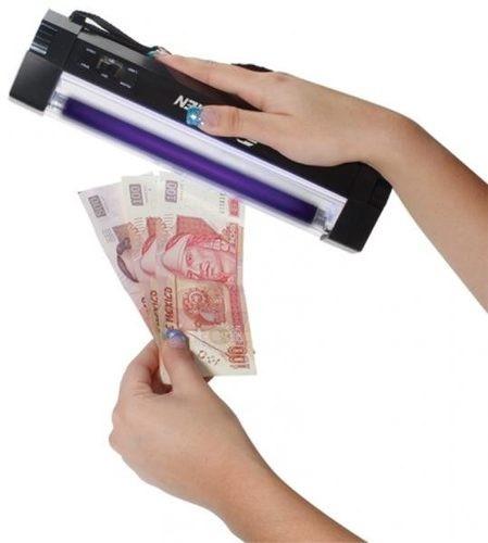 lámpara portátil detectora billetes falsos,linterna env grat