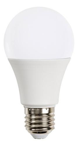 lampara premium foco led 10w 9w = 75w frio calido e27 gtia