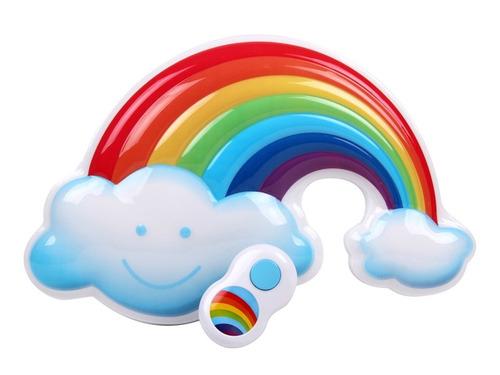 lampara pretty rainbow arcoiris uncle milton sonido control