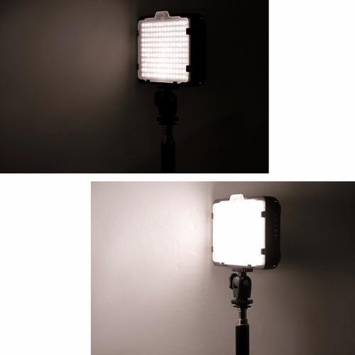 lampara profesional de 176 leds para foto y video  e. gratis