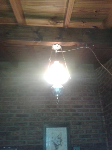 lámpara quinque colgante escucho ofertas