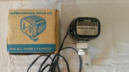 lámpara reflectora de 650 watts, para video càmaras