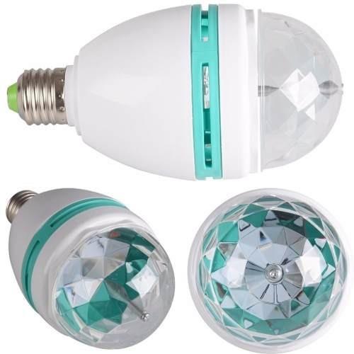 lampara rgb luces efectos