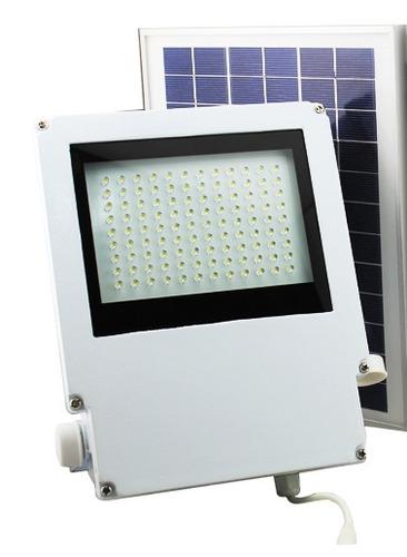 lampara solar 108 leds alta luminosidad a control remoto sol