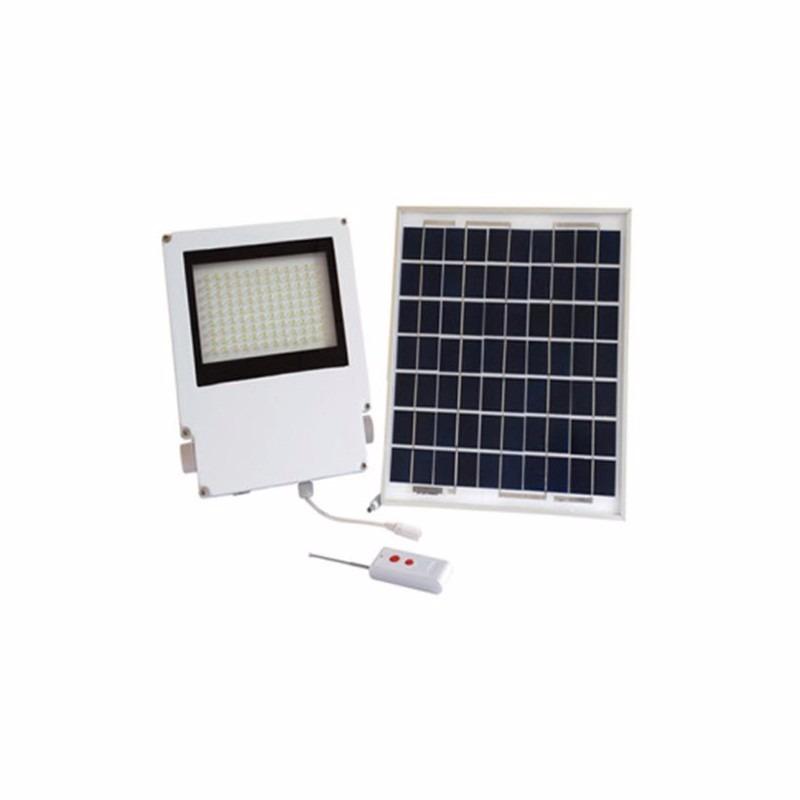L mpara solar 108 leds para exteriores y jard n panel solar 3 en mercado libre Lampara exterior solar