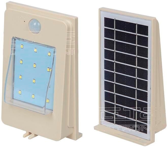 Lampara solar 3en1 para exterior 2w 200lm 2 a os garant a for Lampara solar pared exterior