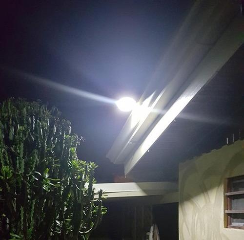 lámpara solar 3en1 para exterior 5w 500lm 2 años garantía