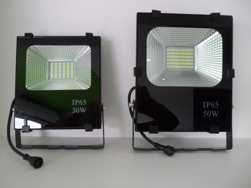 lámpara solar  50w led