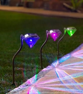 lampara solar  betterware hogar exteriores