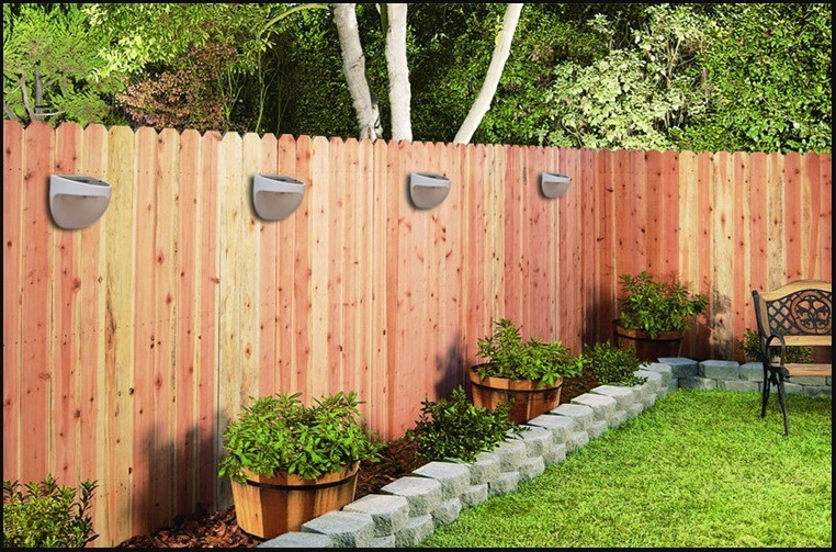 Lampara solar decoracion jardin exterior en for Adornos para jardin exterior