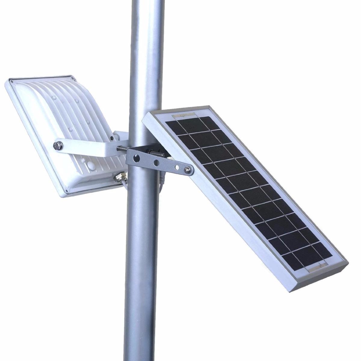 Lampara solar exterior alpha 600x 1 en mercado for Lampara solar pared exterior