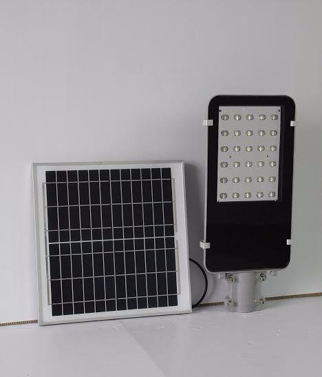 Lampara solar exterior y jardines 15w con panel incluido 5 en mercado libre - Lampara solar exterior ...