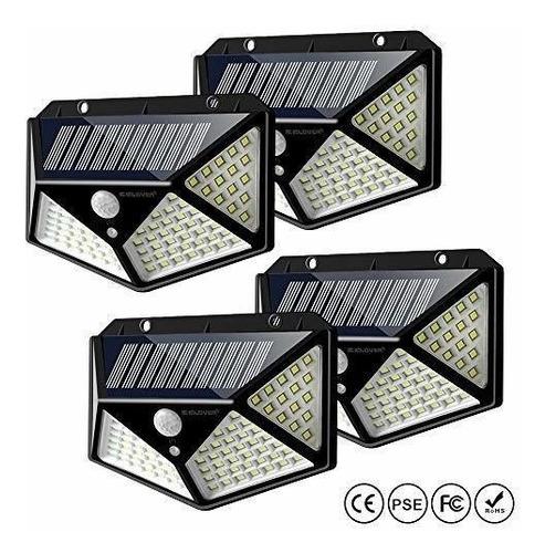 lámpara solar iluminación