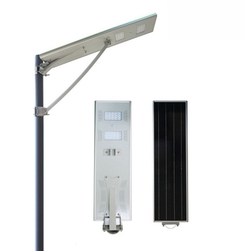lampara solar led all in one 40w alumbrado publico