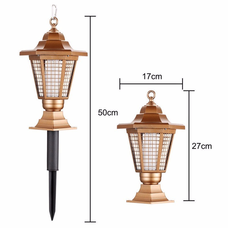 Lamparas para jardin exterior cheap lamparas de jardin o - Lamparas de pared exterior ...