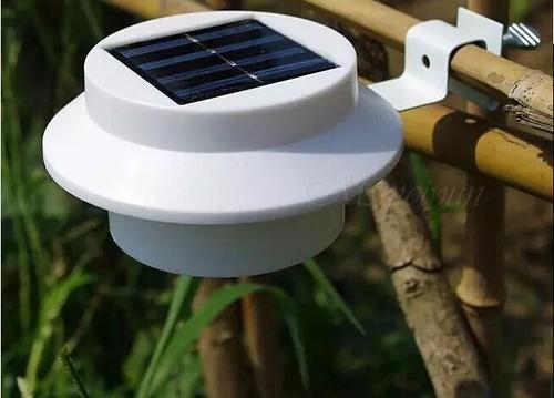 lampara solar led prueba de agua para jardin pared techo