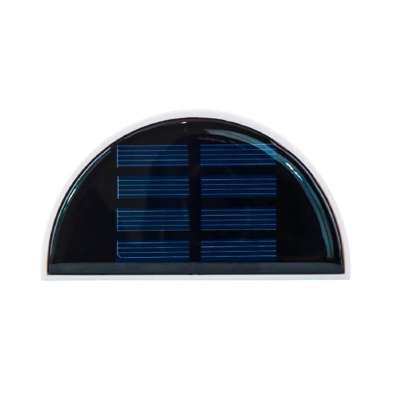 Lampara solar recargable autom tico exterior tecnolog a en mercado libre - Lampara solar exterior ...