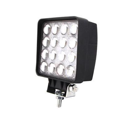 Lmpara spot de 10 x 48 4 led light bar 5d carro ptico 320990 lmpara spot de 10 x 48 4 led light bar 5d carro ptico aloadofball Images