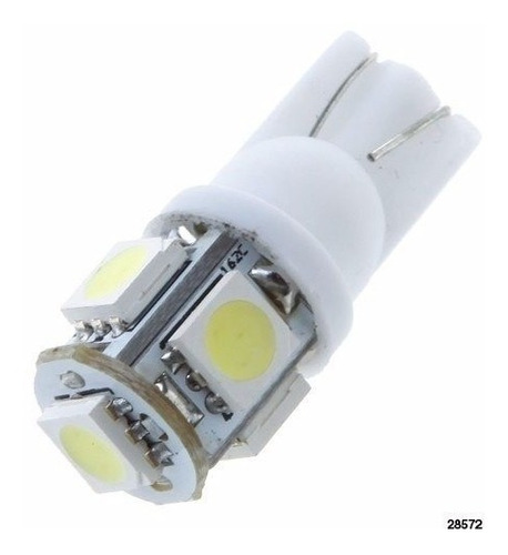 lampara t10 x 10 unidades led auto moto  ph ventas