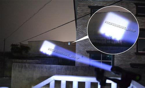 lampara tactica mini 3100 lumens cree led xml-t6 recargable
