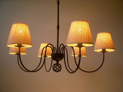 lampara techo araña colgante,led, iluminación. estudio-light