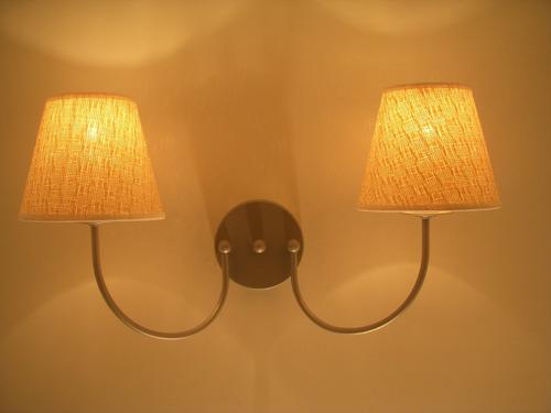 lampara techo iluminación.