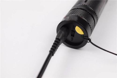 lampara toques electricos defensa personal inmovilizador